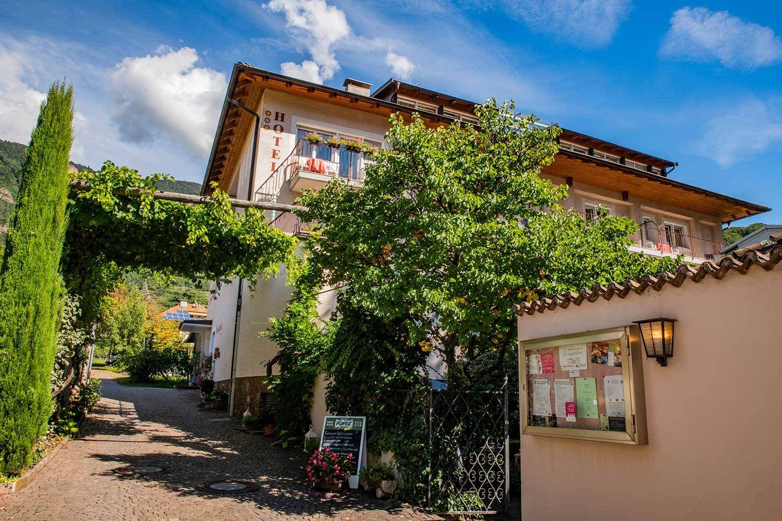 hotel-Weingarten-eingang-restaurant